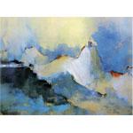 Im Gebirge 2014 I Aquarell 35 x 45 cm