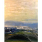 Naturstück I 2016 Öl auf Leinwand I 80 x 100 cm